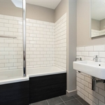 pacific flat glossy white wall tile