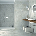 Aberdeen Snow 30x60 porcelain tiles