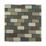 Crystal London Brick Gloss 30x30cm