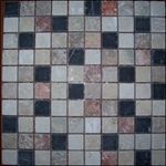 Multi Marble Mosaic Sheet