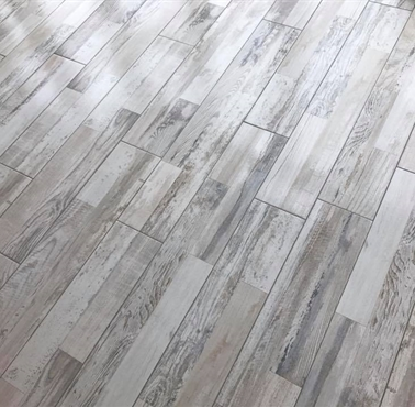 Maison Gris wood effect tile